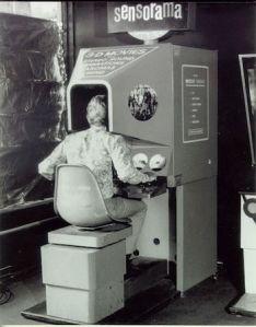 Sensorama - early VR